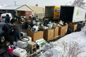 Municipal Events Service - Legacy Recycling