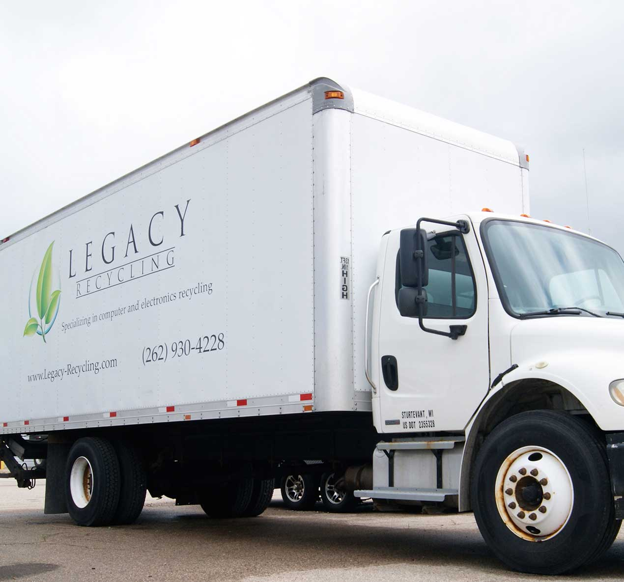 Legacy Recycling